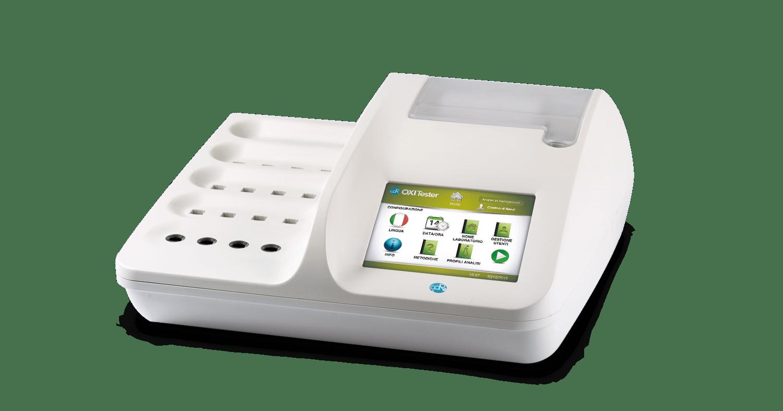 analizador de aceite de oliva CDR Oitester