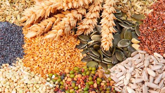 Estabilidad a la oxidación para semillas, cereales y grano
