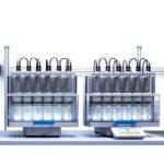 soxhlet automatico SER-158 con modulo adicional